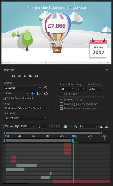EValue personalised video theme full customisation